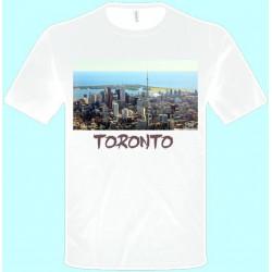 Tričká s potlačou - Toronto (pánske tričko)