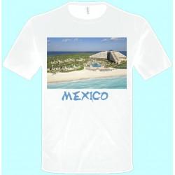 Tričká s potlačou - Mexiko (pánske tričko)
