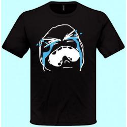 Vtipné tričká - Meme Cry (pánske tričko)