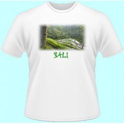 Tričká s potlačou - Bali (dámske tričko)