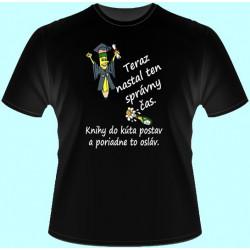 Tričká s potlačou - Promócie (dámske tričko)