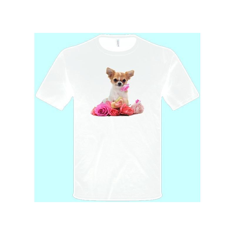 Tričká s potlačou zvierat - Čivava (pánske tričko) - Emerikano.sk 70b4fbae2b