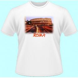 Tričká s potlačou - Rím (dámske tričko)