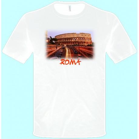 Tričká s potlačou - Rím (pánske tričko)
