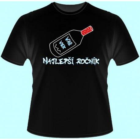 Tričká s potlačou - Najlepší ročník Váš vek (dámske tričko)