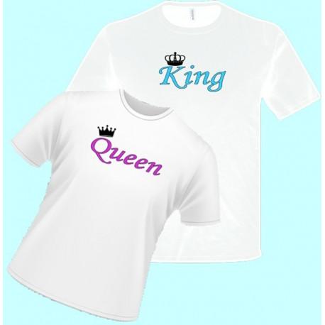 Tričká s potlačou - Queen (dámske tričko)