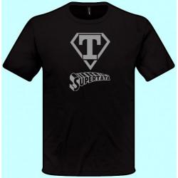 Tričká s potlačou - Supertata (pánske tričko)