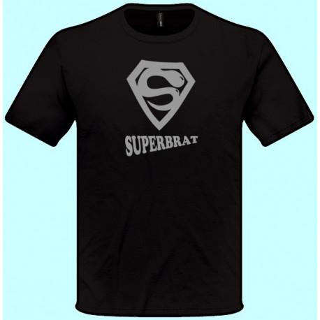 Tričká s potlačou - Superbrat (pánske tričko)