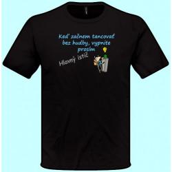 Tričká s potlačou - Elektrikár (pánske tričko)