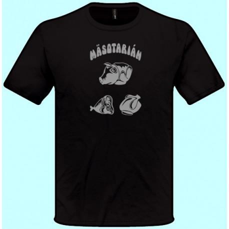 Tričko - Mäsotarián