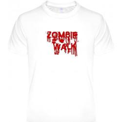 Tričká s nápismi - Zombie walk