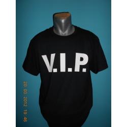 Tričká s nápismi - V.I.P.