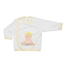 Maminka + ocinko JA - Prekladací kabátik
