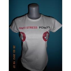 Tričká s nápismi - Anti stress points