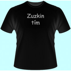 Tričká s potlačou - Vaše meno tím (dámske tričko)